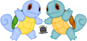 007 Squirtle by Blackmoonrose13