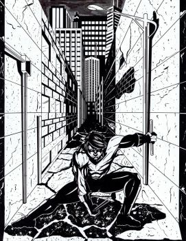 Nightwing by Donkay6646
