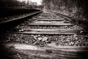 The End of the Line by DanielGliese