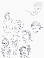 Pokeeemanz and Expressions by StrictlyDickly