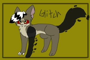 Glitch by Breezy-likes-to-RP
