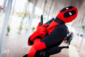 My Beauties - Deadpool Cosplay by Soylent-cosplay
