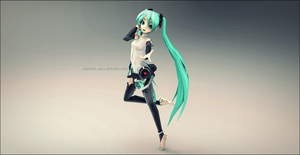 Request 01 | PjD Hatsune Miku Append by ElyStrife
