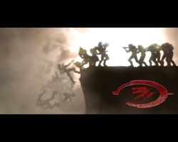 300 Halo Spartans by Crimsonfury94