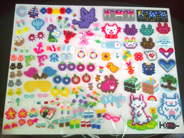 Perler Collection by cottoncritter