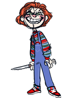 chucky chara by coulrophiliacs