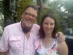 Jonathan Frakes by JanineGrant2