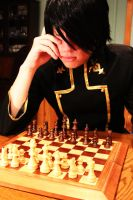How about a game of chess? by NitsukuCosplay
