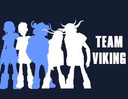 Team Viking-Teens blue by Janna-Hawkins
