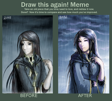 Improvement meme '4 by Toivoshi