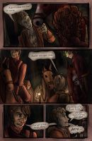Hearts of Roese, Interlude i: Page 09 by thetickinghearts