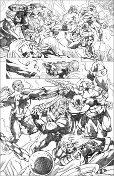 New Avengers 56 Sample Pg 5.jpg by BrianAW