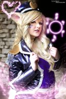 Popstar Ahri - League of Legends by alyonheart