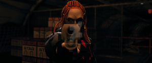 Saints Row 3: Staring down the Barrel by ToxicCreed