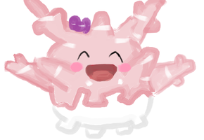 Corsola by TheyCallMeDanger