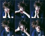 Sora,Sora everywhere! by Qwaseer