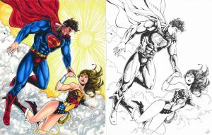 SupermanWWColourAndInks FINISHED copy by Trigar