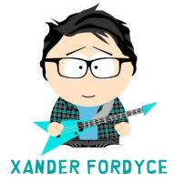 Xander Fordyce by RadiantClaire