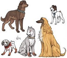 Bleach Doggies 11 by emlan