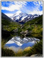 Reflected Mount by reactphotos