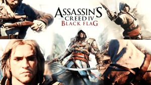 Assassin's Creed IV Black Flag Wallpaper HD by SaSuRaLoVe