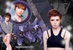 Karen Gillan blend 05 by HappinessIsMusic