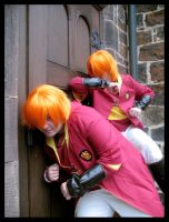 Fred Weasley - Break in by Des-Henkers-Braut
