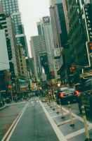 Streets Of New York by EgyptianTrinity