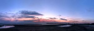 Troon, Scotland Sunset by Dr-Koesters