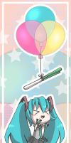 .:Vocaloid Bookmark:. by yoneyu