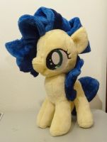Filly Milky Way Plushie :Commission: by AppleDew