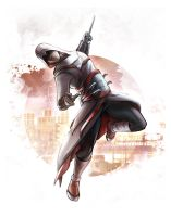 Assassin's Creed Commission by kcspaghetti