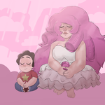Mother and Son - Steven Universe by tt414