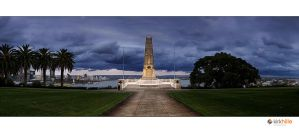 Kings Park War Memorial by Furiousxr