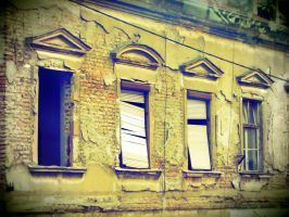 Old Windows by duskask