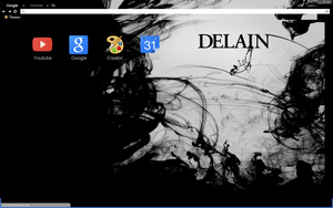 Delain Theme by bandchromethemes