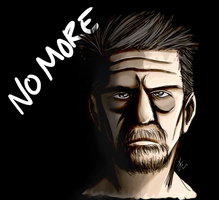 The War Doctor - No more by issabissabel