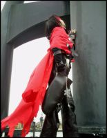 Regasssa as Vincent Valentine by regasssa