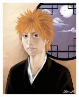 Bleach: Ichigo by 2beats