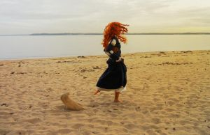 Merida Cosplay17 by hiddenwriterspirit