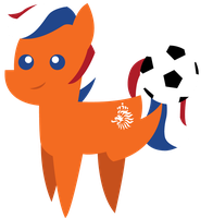 Netherlands Pony by SilverMapWolf