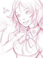 Lisbeth WIP by zienta
