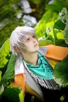 HOPE ESTHEIM - Cosplay - Hiding by Shinkan-Seto