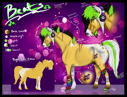 Beats Reference Sheet 2012 by FluffyAri