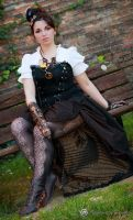 My Steampunk .. by Cosmy-Milord