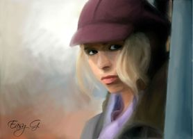 Rose Tyler by EasyGonzalez