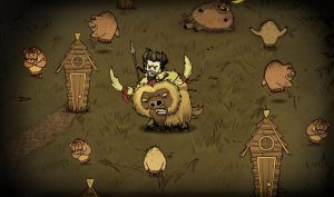 Don't Starve FAN ART 2 by Andy-Butnariu