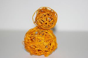 Deco Straw Ball VI by expression-stock