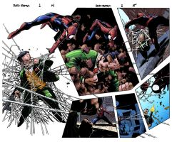 COLOR:AmazingSpiderMan by Tadpole7