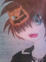 Halloween Town Sora by MrBubbles24